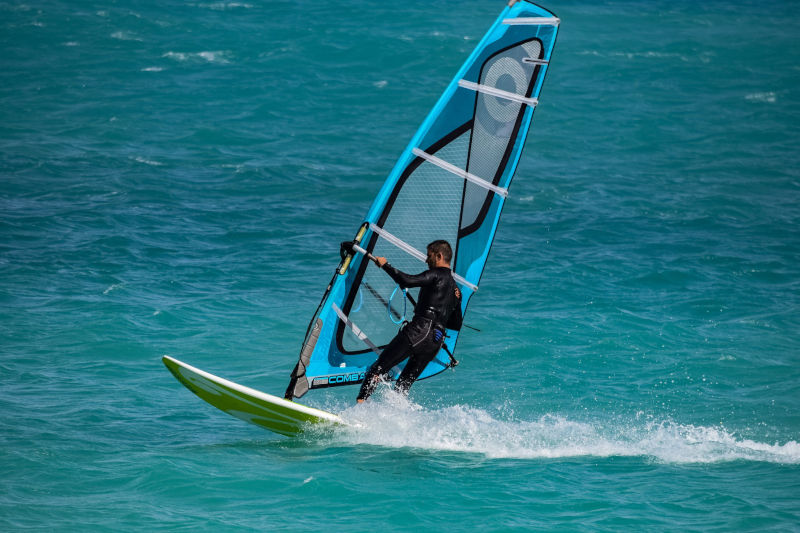 Windsurf e Diving
